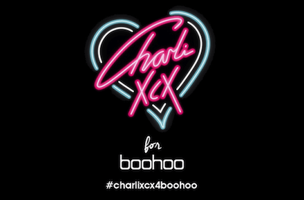 Charli XCX Launches Exclusive Collection with Boohoo