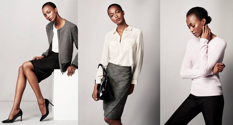 John Lewis launches Women's Tailoring Collection for AW15