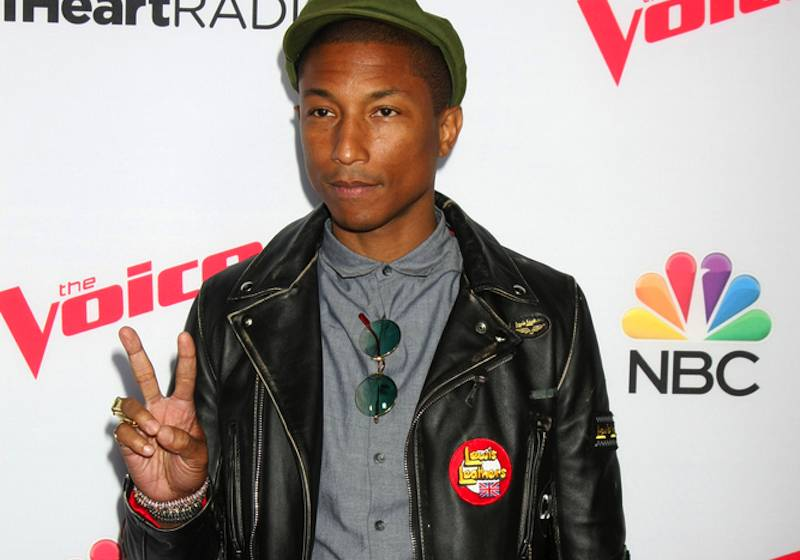 Get the Look: Pharrell Williams