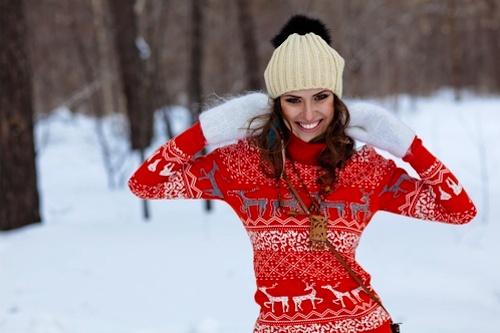 Women's Christmas Jumpers: How to Be Fabulous & Festive