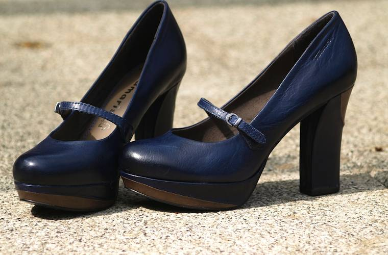 Trend Watch: Block Heel Shoes