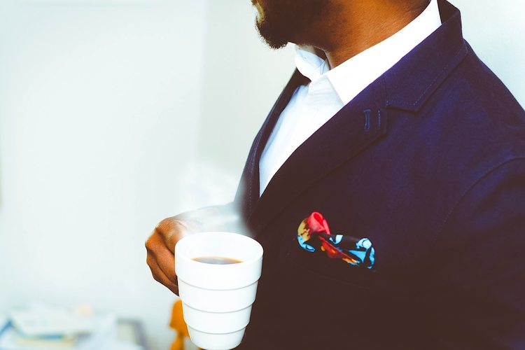 Why Every Guy Should Own: A Navy Suit