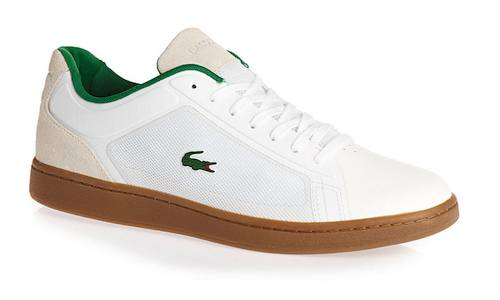 quality design 32f33 0217a Lacoste Endliner Gum Sole Trainers ...