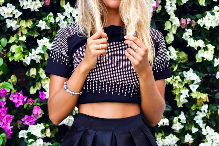 How to Wear: a Crop Top (without looking trashy)
