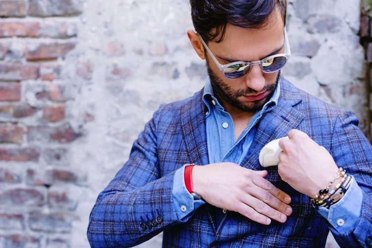 How to Wear: a Pocket Square