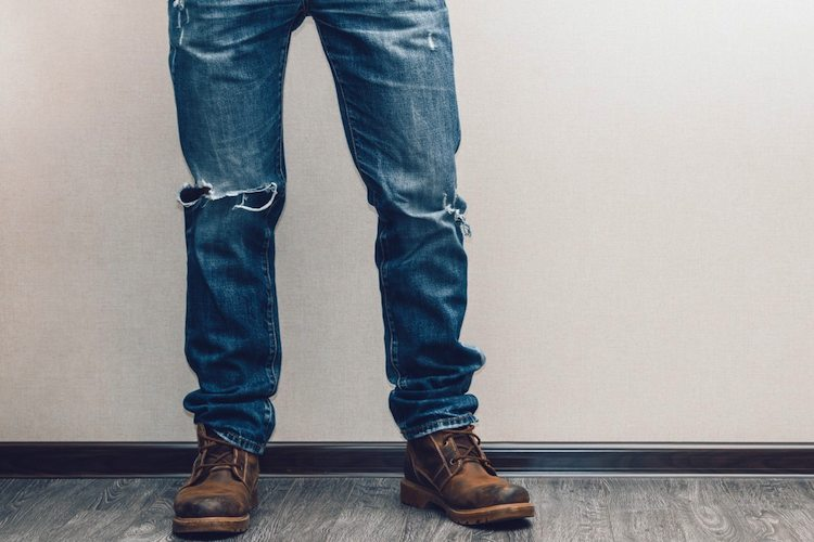6 Ways to Wear: Distressed Denim