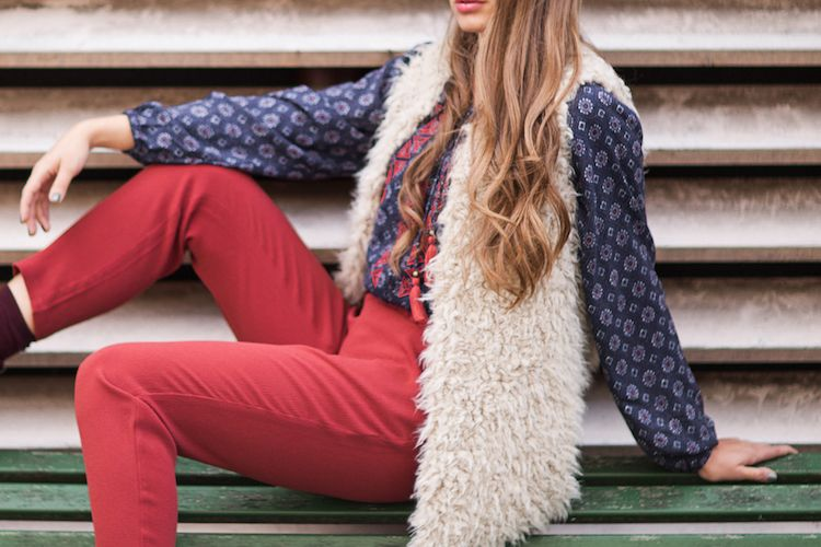 5 Ways to Wear: a Gilet
