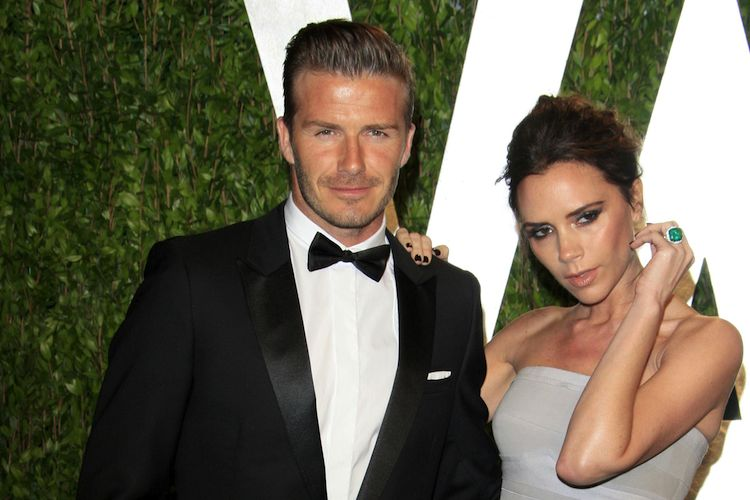 Get the Look: David Beckham
