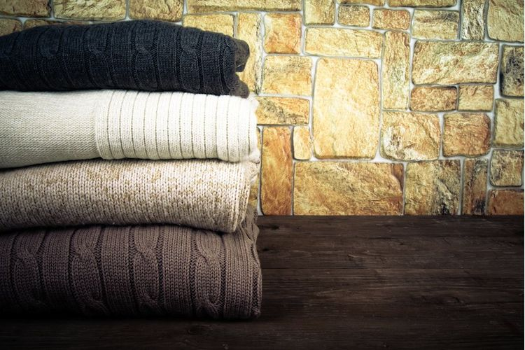 How to: Take Care of Knitwear – 7 Top Tips