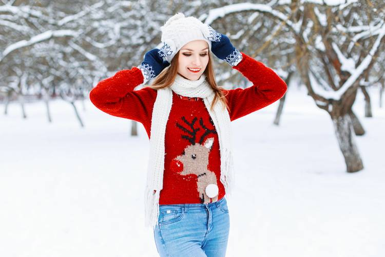The EDIT: Women's Christmas Jumpers 2016