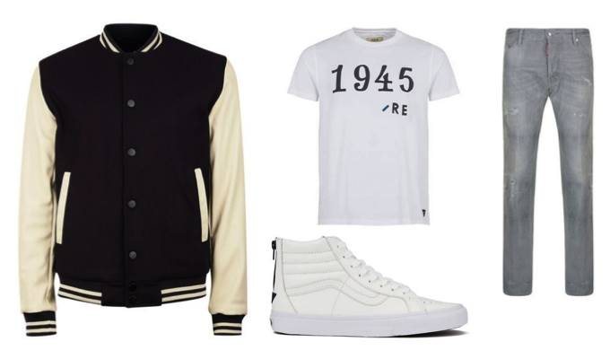 How To Wear Bomber Jackets Outfit Ideas For Men Style Tips