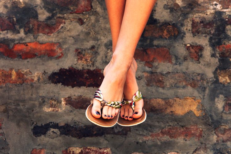 5 of the Best: Women's Flip Flops for 2017