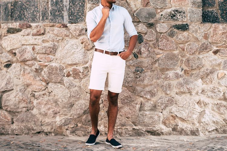 The Best Shoes to Wear with Chino Shorts
