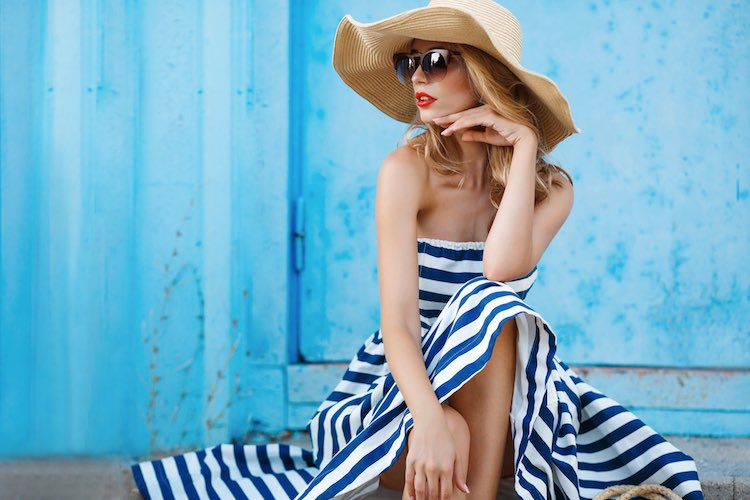How to Work the Bardot Trend Into Your Summer Wardrobe