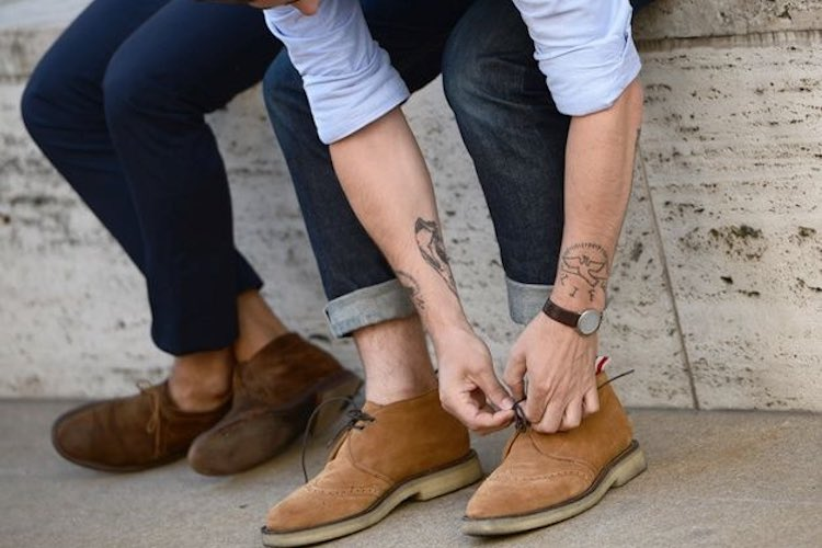 How To Wear: Chukka Boots In Summer