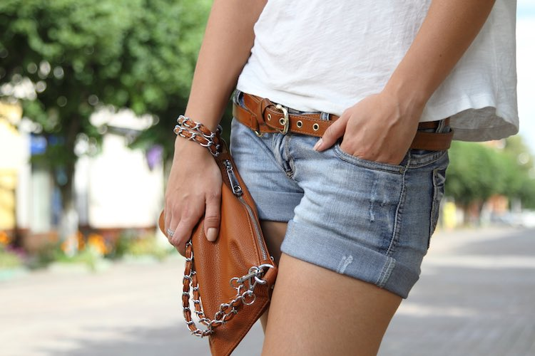 5 Ways to Wear: Denim Shorts