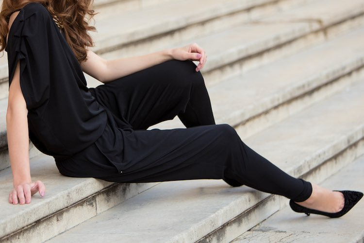 The Best Shoes to Wear with Jumpsuits