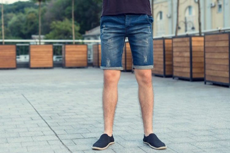 5 Best Shoes To Wear With Denim Shorts Men S Outfit Tips