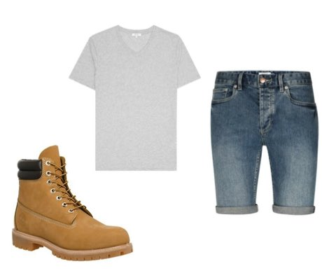How To Wear Timberland Boots - Men's