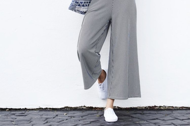 How to Wear: Culottes in Winter