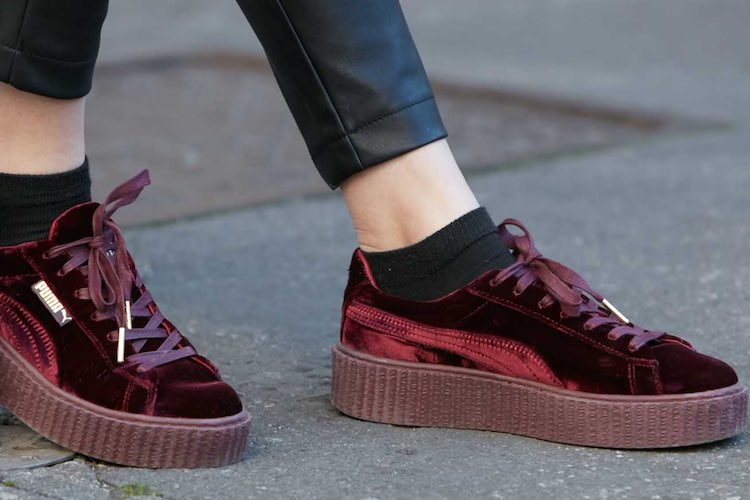How To Wear: Puma Trainers