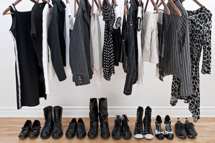 An Easy Guide To Putting Together A Capsule Wardrobe