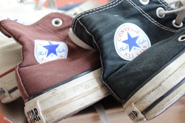 How to: Make Old Converse Look Brand New
