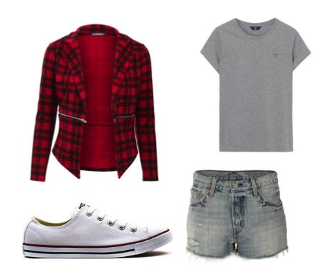 Implacable imitar regimiento  How To Wear Converse - Women's Outfits & Simple Style Tips