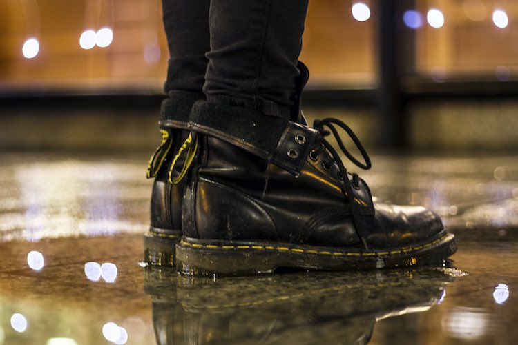 How To Wear: Dr Martens