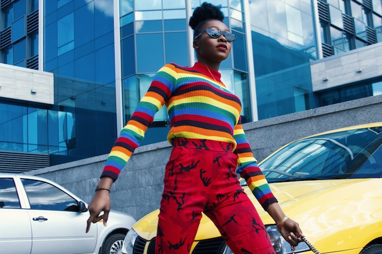 How To Work The Rainbow Fashion Trend This Season
