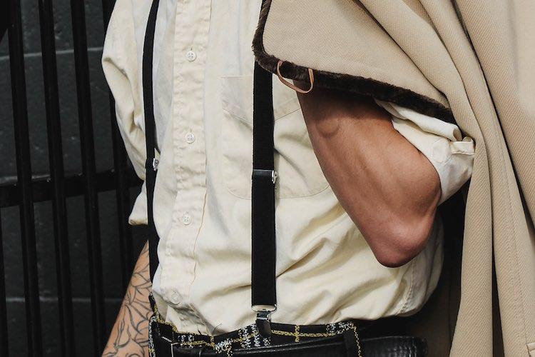 How To Wear: Men's Braces