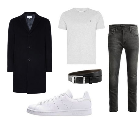 What To Wear With Grey Jeans Men S