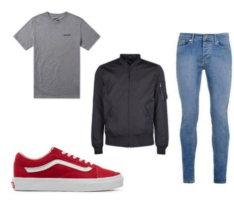 Top Ways To Wear Vans Mens Outfits