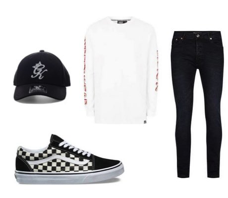Top Ways To Wear Vans - Mens Outfits
