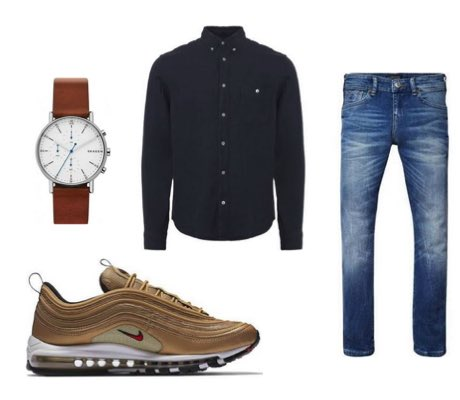 How To Wear Nike Air Max Men S Outfits Air Max 90 95 97