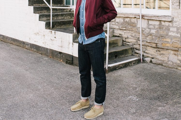 How To Wear: Clarks Wallabees