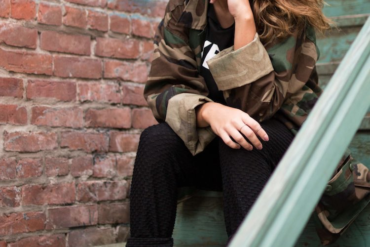 50 Ways To Wear: Camo Print