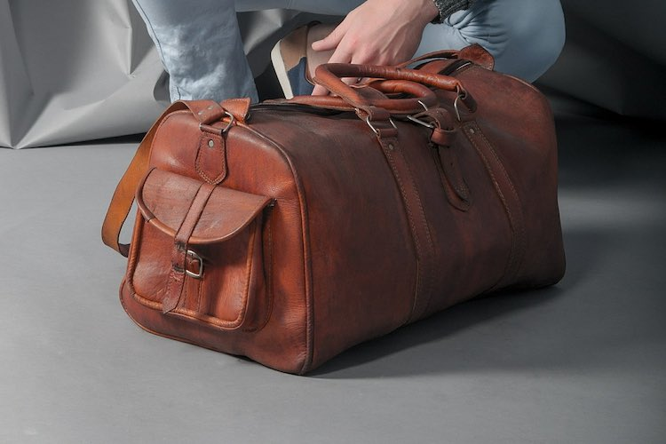 8 of the Best: Bags for the Travelling Gent This Summer