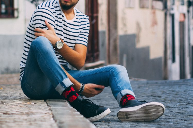 How To: Match Socks To Your Outfit