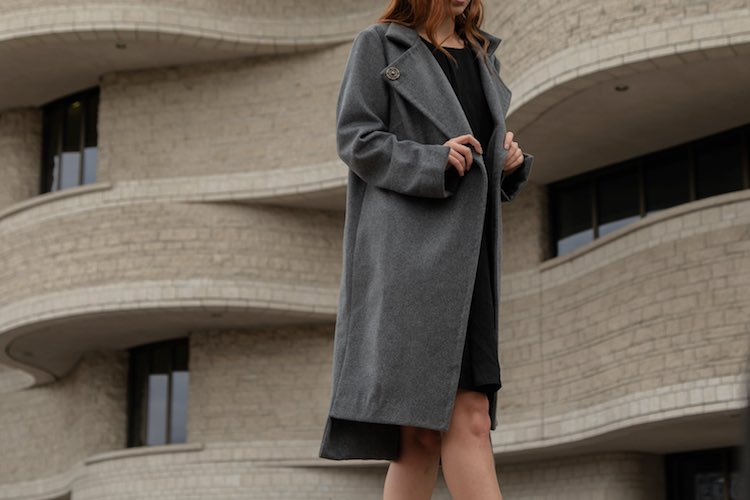How To: Layer Dresses In Winter