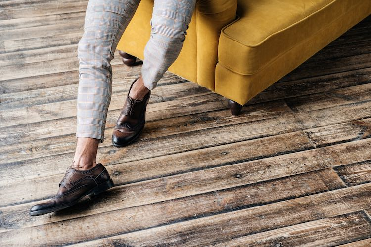 How to Wear: Brogues in Summer