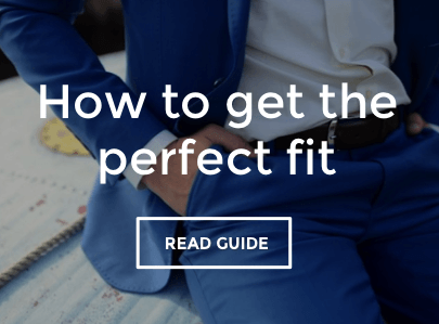 How to Get The Best Suit Fit