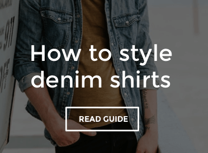 How To Style Denim Shirts