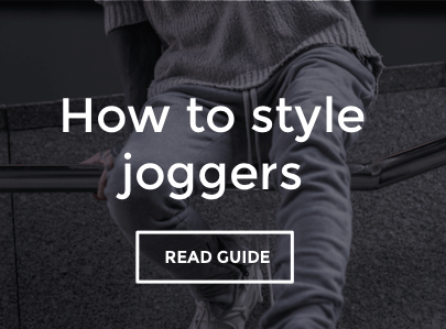 Men's Joggers Style Guide