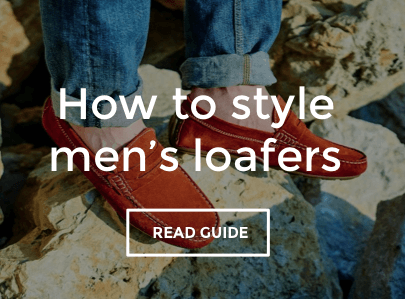 Men's Loafers Style Guide