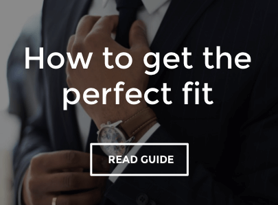 Guide to getting the perfect formal shirt fit