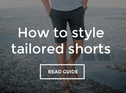 Men's Smart Shorts Style Guide