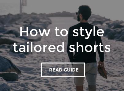 Men's Smart Shorts Style Guide