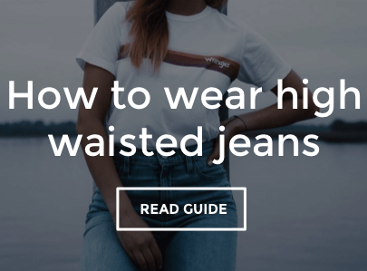Women's High Waisted Jeans Style Guide