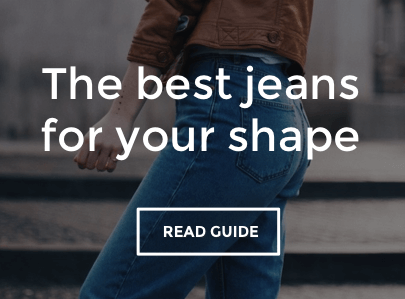 The best jeans for women's body shapes
